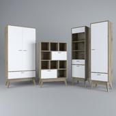 Cabinets Nordik from Divan.ru