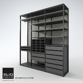 AIR system by ELIO HOME. Open