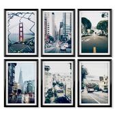 Posters: San Francisco.