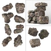 Granite rock stone