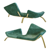 Caliner Chaise Lounge from Yael Benoliel Goldenberg