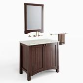 """KOHLER """"Westmore"""" bathroom vanity cabinet Set"""
