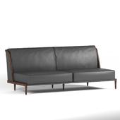 Throne Upholstered Sofa