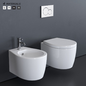 GALASSIA WC smartB - XES art. 9906 art. 9907