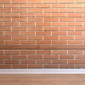 Кладка из кирпичей (Brick_014)