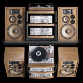 Винтажный Pioneer Hi-Fi 70х