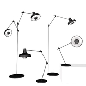 The Arigato Collection Floor and Table Light