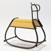 horse roking chair