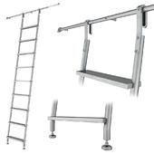 MWE Hook Ladder SL.6001.KL
