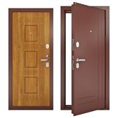 Steel entrance doors of Groff P (Premium) r2-2002
