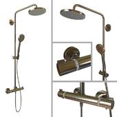 SHOWER RACK Hansgrohe Croma 160 Showerpipe