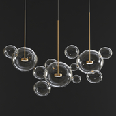Giopato & Coombes Bolle Chandelier