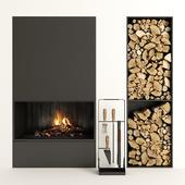 Fireplace modern 35