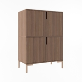 dresser from the wave collection
