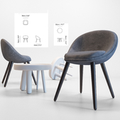 Love Dining Chair and Elements 002