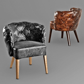 Chester Chair - Old Leather