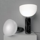 Настольный светильник, бра Kizu table lamp Black Marble, Large by New Works