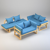 Daybed Anderson Amber