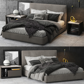 Molteni&C Ribbon Bed