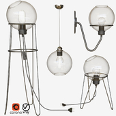 7-Sphere lamp