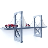 "Shelf ""Bridge"""