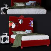 Creazioni Samuele double bed