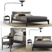 Molteni & C Wish Bed