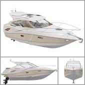 "Sea boat 24 ft ""Hardtop"" model"