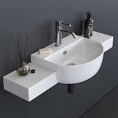 GALASSIA M2 Washbasin art. 5201