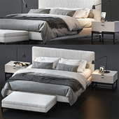BED BY MINOTTI 5