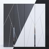 """Wardrobe """"Deco Line"""" Muzafarov series"""