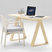 Trangle table