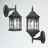 Декоративная садовая лампа наружного освещения