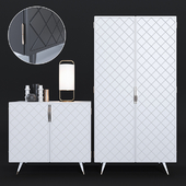 Cupboard and chest of drawers (Collection_Archi_02)