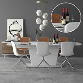 Table Milano Boconcept