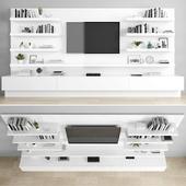 TV stand set 021