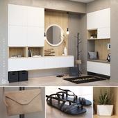IKEA_BESTA_hallway