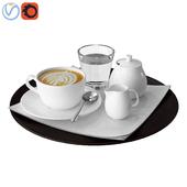 Coffee tray