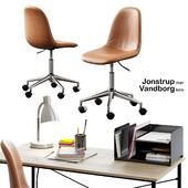 Jysk / Jonstrup Chair + Vandborg Table