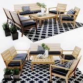 Regatta Natural Lounge Collection 1