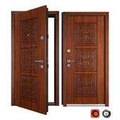 Entrance metal door Etna Light (SteelGuard)
