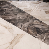 Marble Floor Set 1 - Vray material