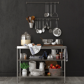 Williams Sonoma - Open Kitchen set