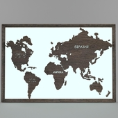 Picture World Map