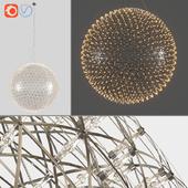 Moooi Raimond R163 Suspended Lamp