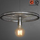 12-wheel lamp