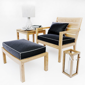 Regatta Natural Lounge Collection 3