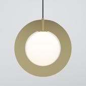 Plane - round pendant light by Tom Dixon