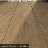 Parquet Floor Set 12