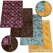 Modern Carpet Set 03